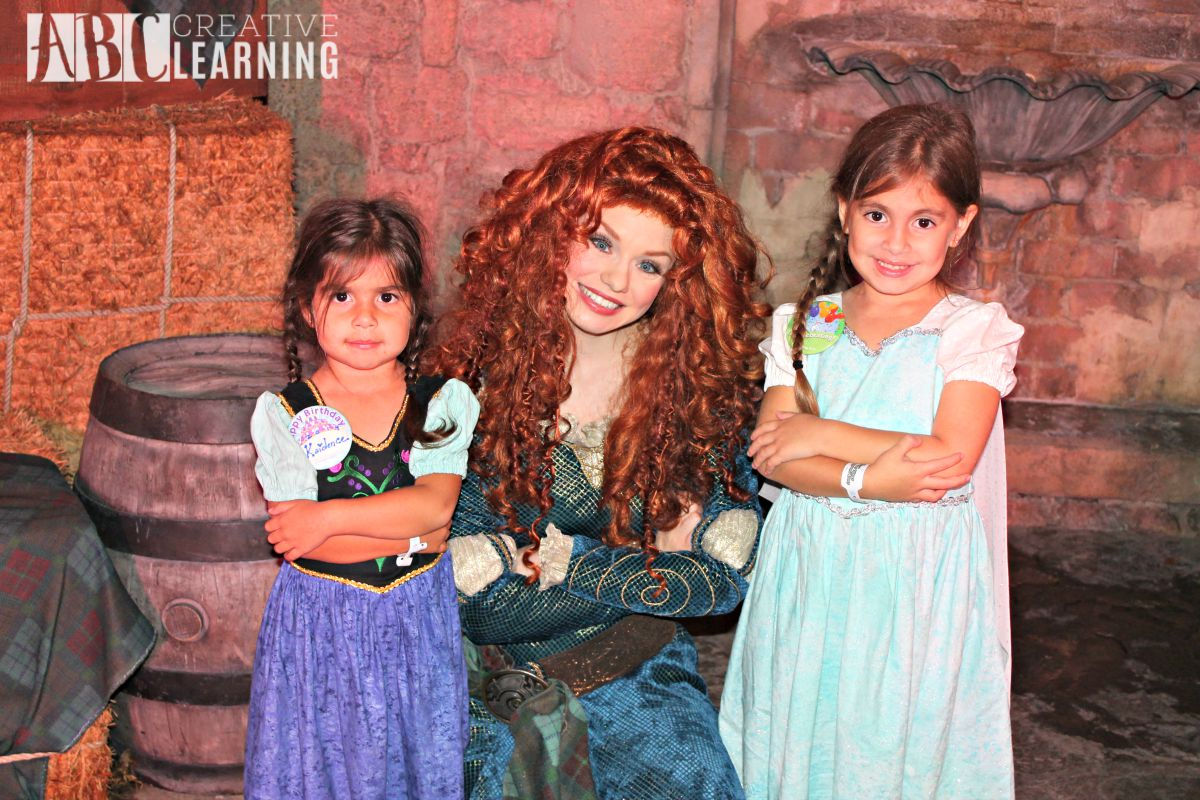 Tips and Tricks When Visiting Walt Disney World with Kids Merida