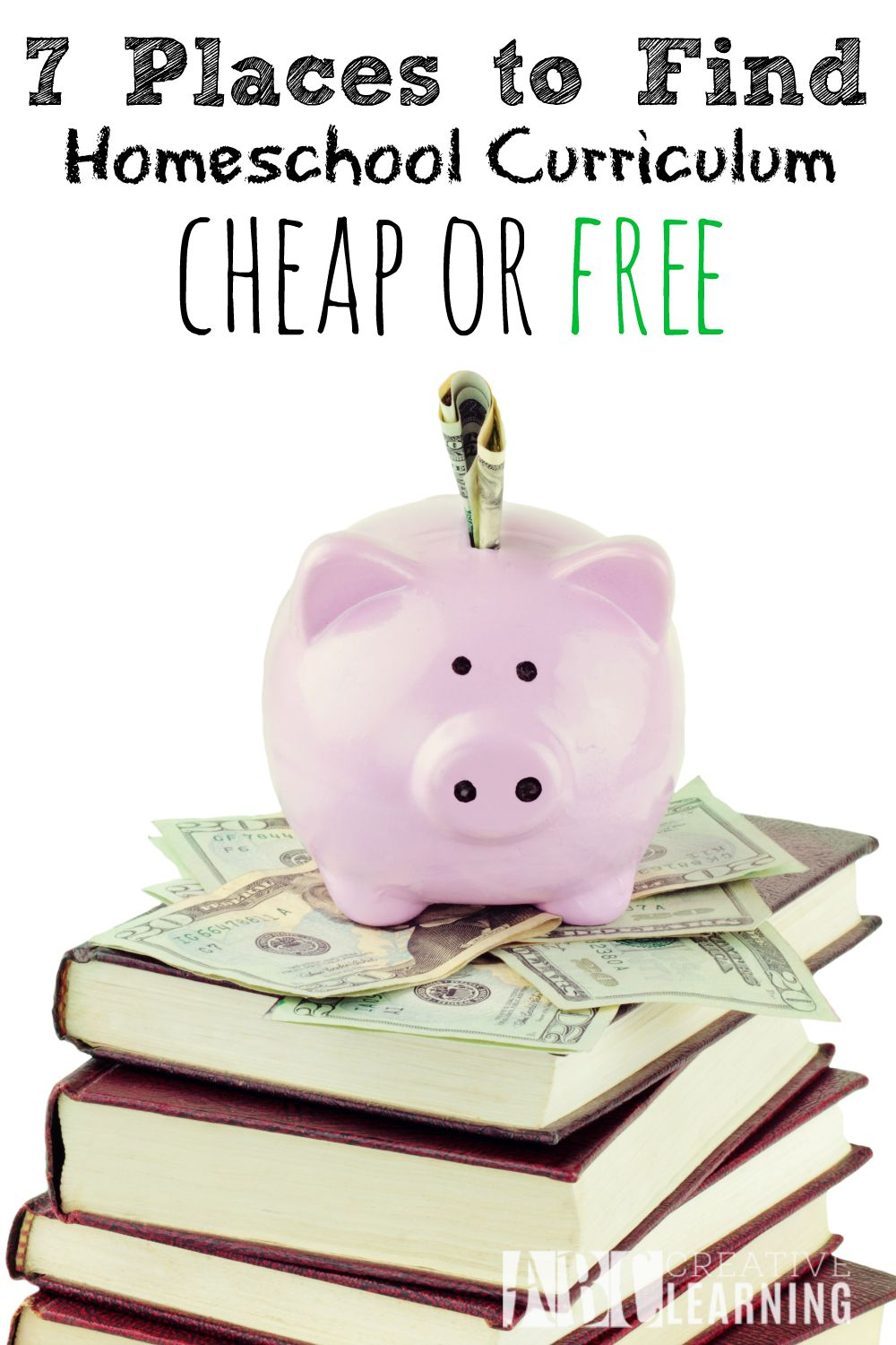 7 places to find homeschool curriculum cheap or free for How to buy a house cheap