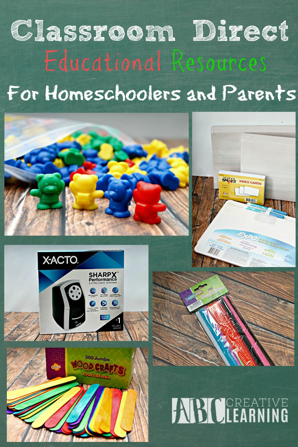 Classroom Direct Educational Resources for Homeschoolers and Parents