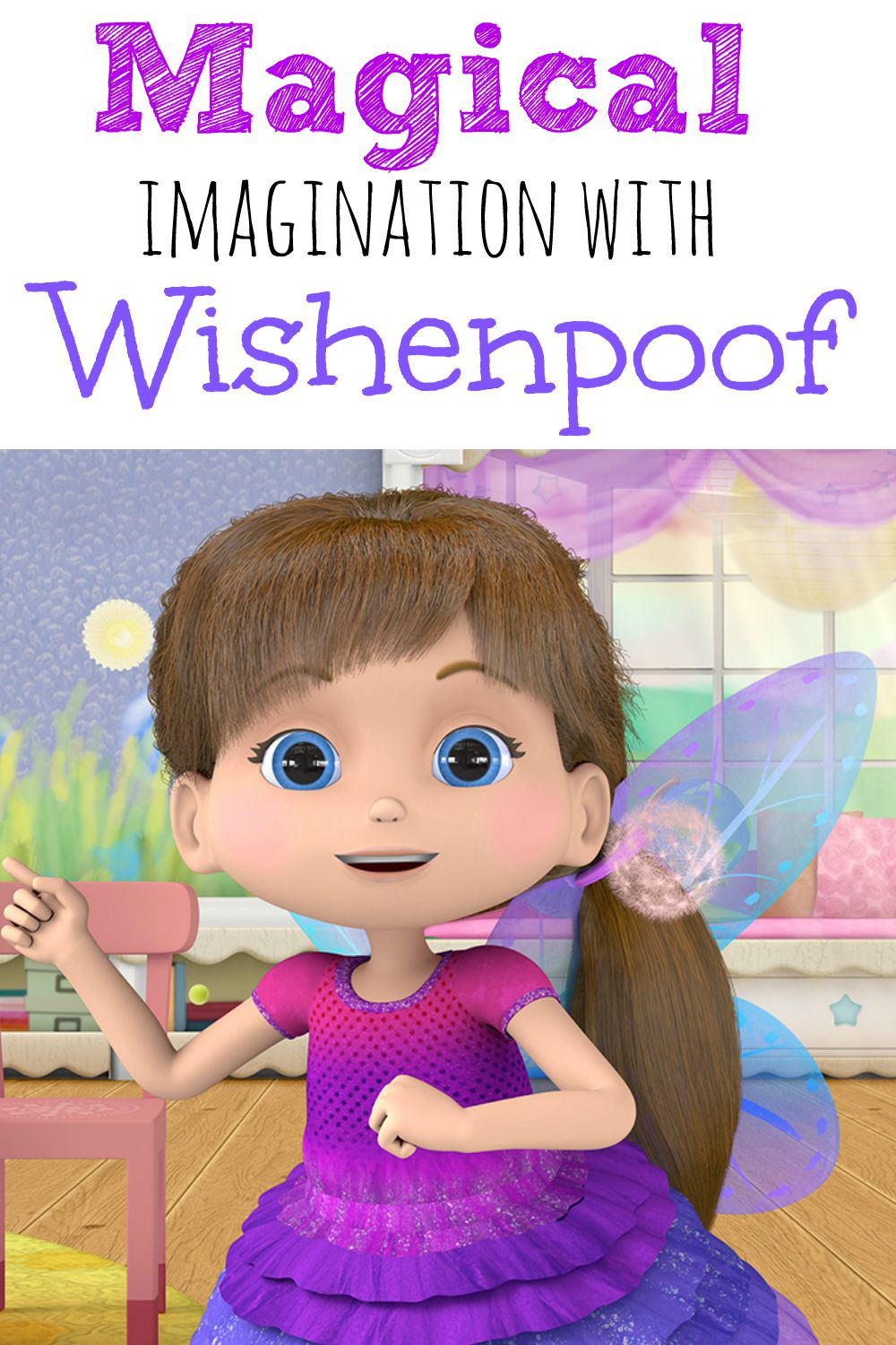 Magical Imagination with Wishenpoof
