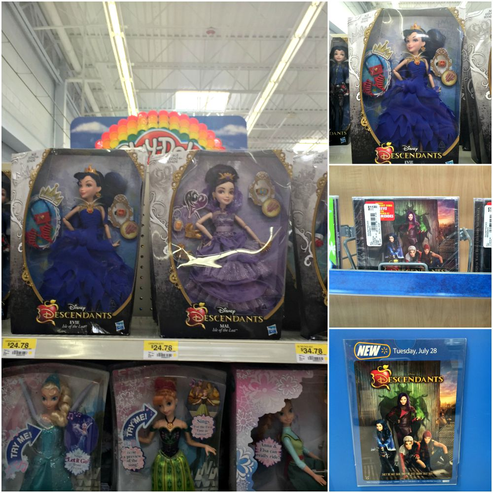 Potion Making with Disney Descendants Walmart
