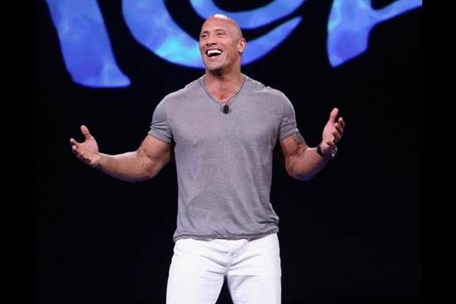 Exciting New Disney Movies Announced at #D23Expo Moana Dwayne