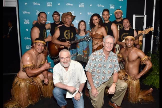 Exciting New Disney Movies Announced at #D23Expo Moana Disney