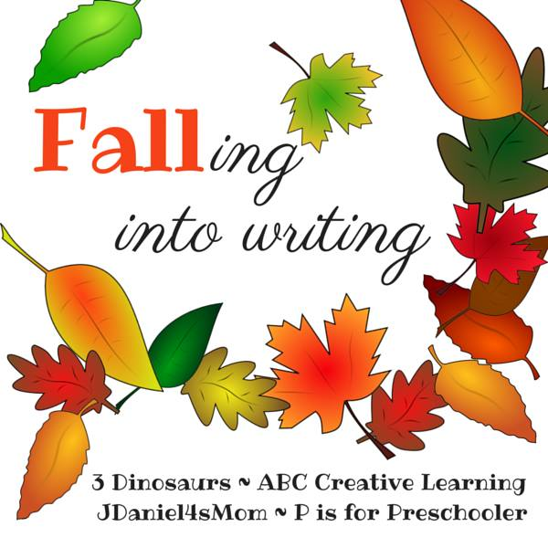 Free Fall Writing Prompts in English and Spanish Bloggers