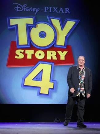 Exciting New Disney Movies Announced at #D23Expo Toy Story 4
