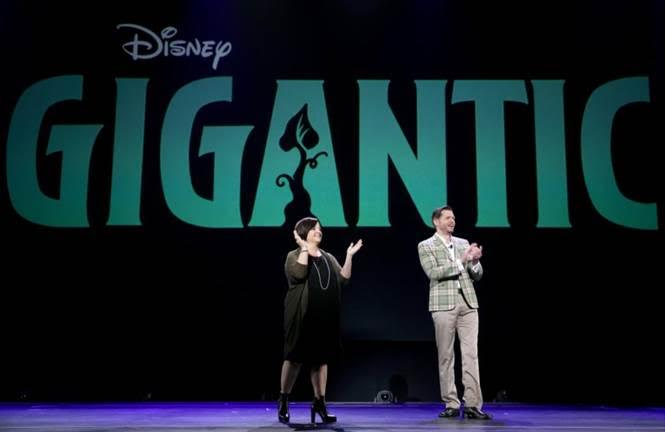 Exciting New Disney Movies Announced at #D23Expo Gigantic Poster