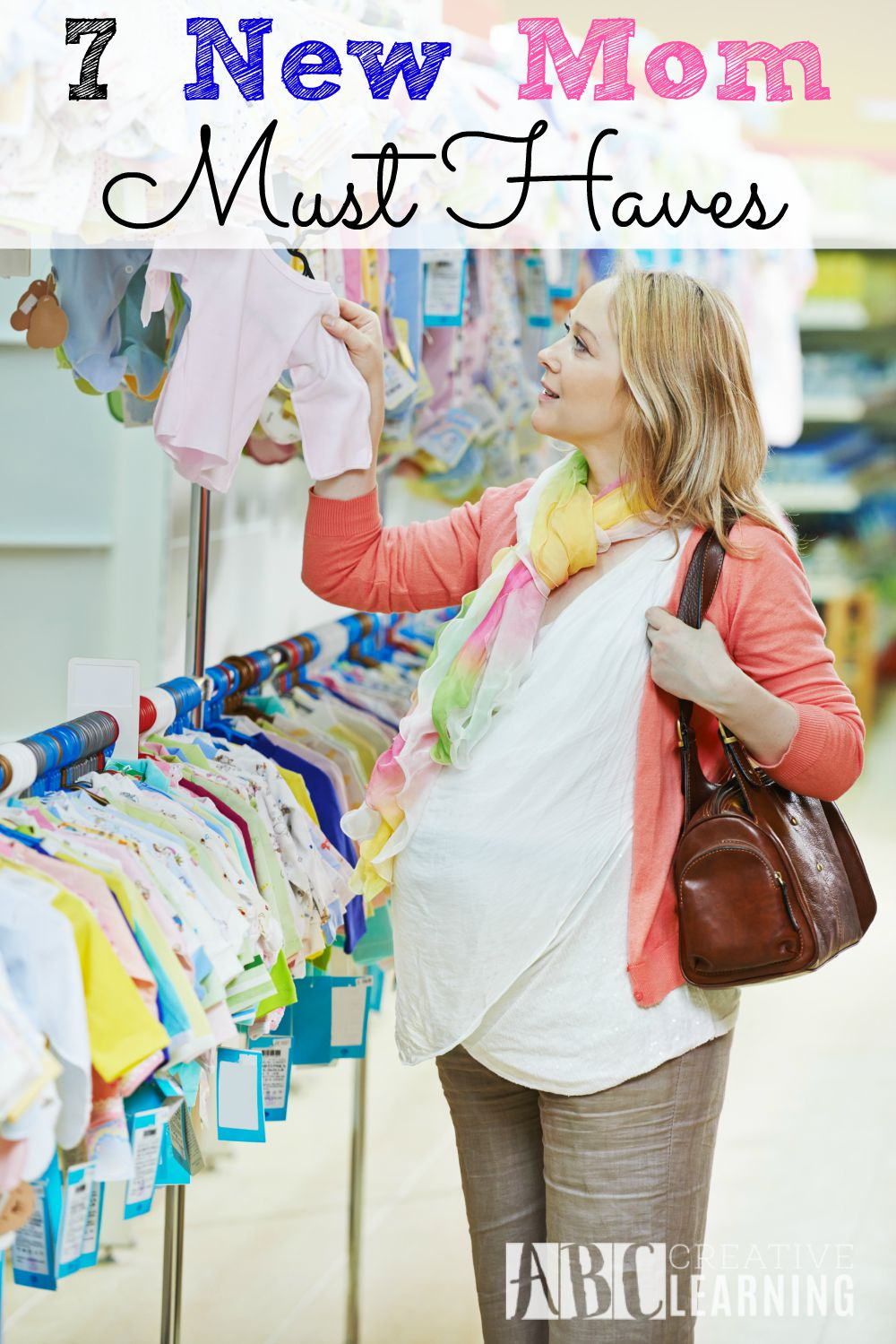 7 New Mom Must Haves