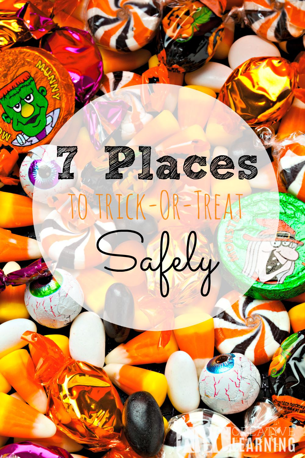 7 Places To Trick Or Treat Safely
