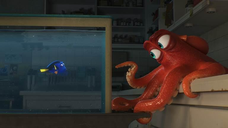 Exciting New Disney Movies Announced at #D23Expo Finding Dory Disney
