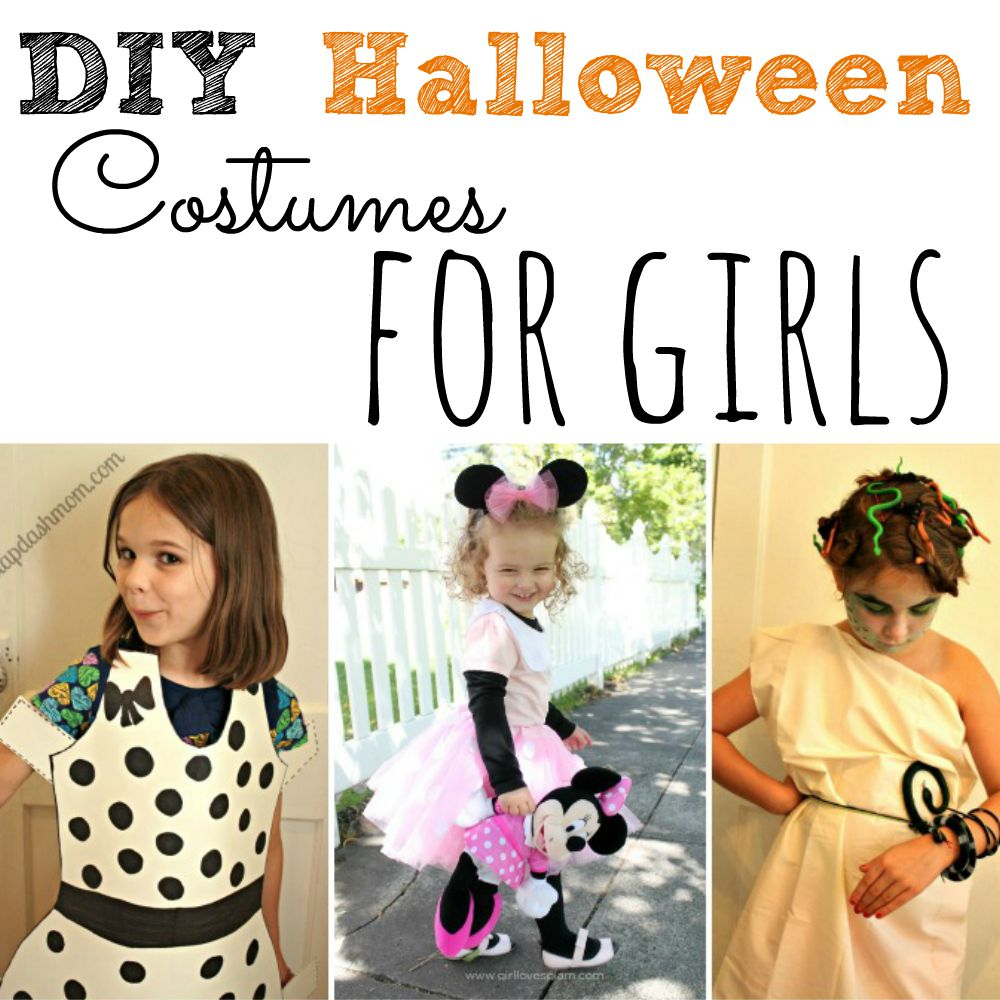 Diy halloween costumes for girls solutioingenieria Images