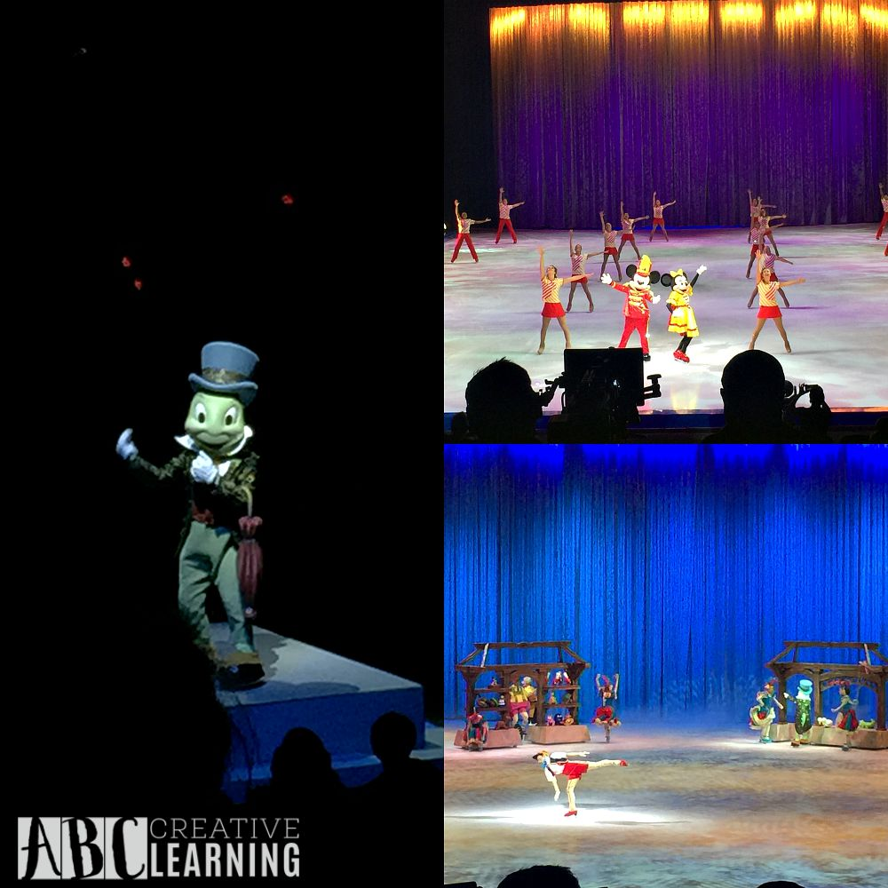 Disney On Ice Celebrates 100 Year of Magic 1