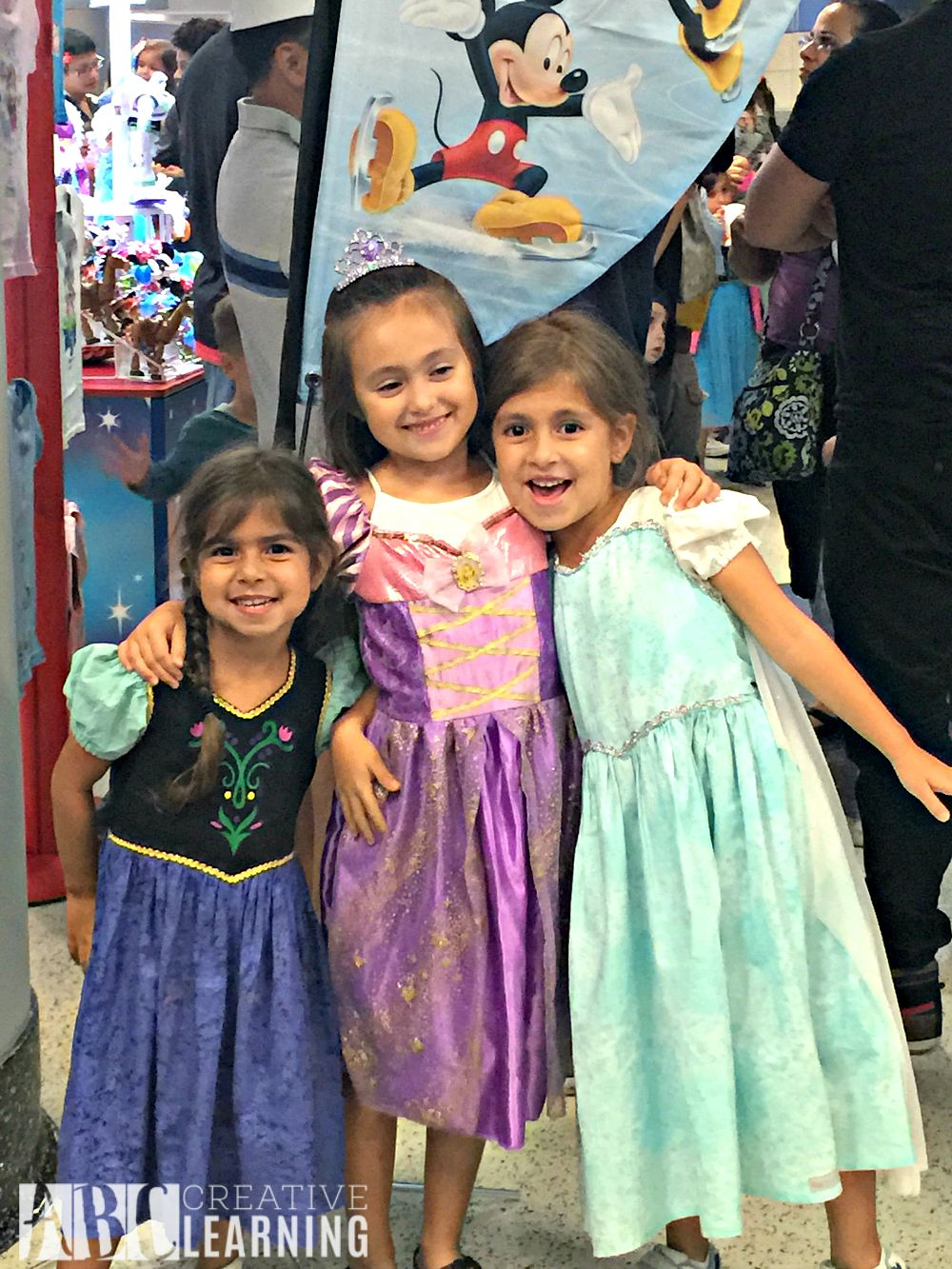 Disney On Ice Celebrates 100 Year of Magic Cousins