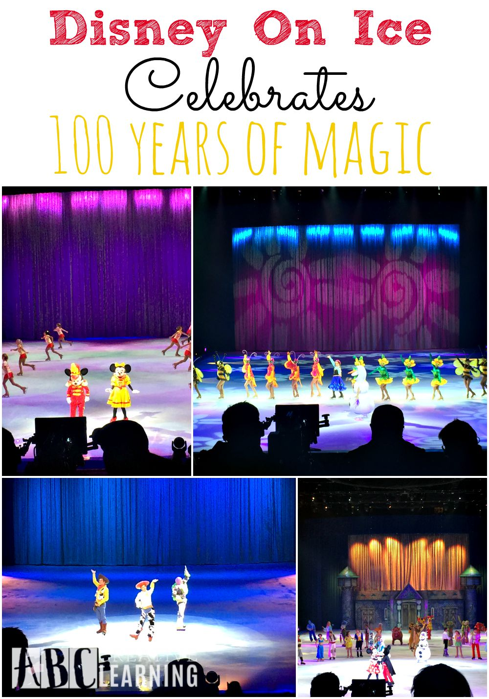 Disney On Ice Celebrates 100 Year of Magic
