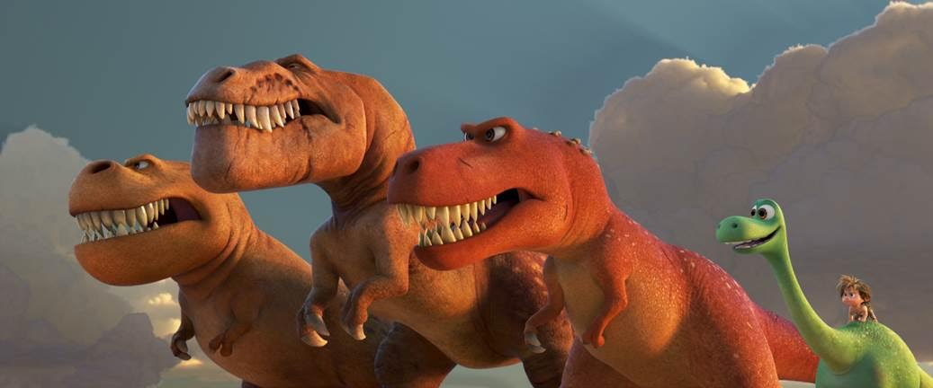 Exciting New Disney Movies Announced at #D23Expo The Good Dinosaur Pixar