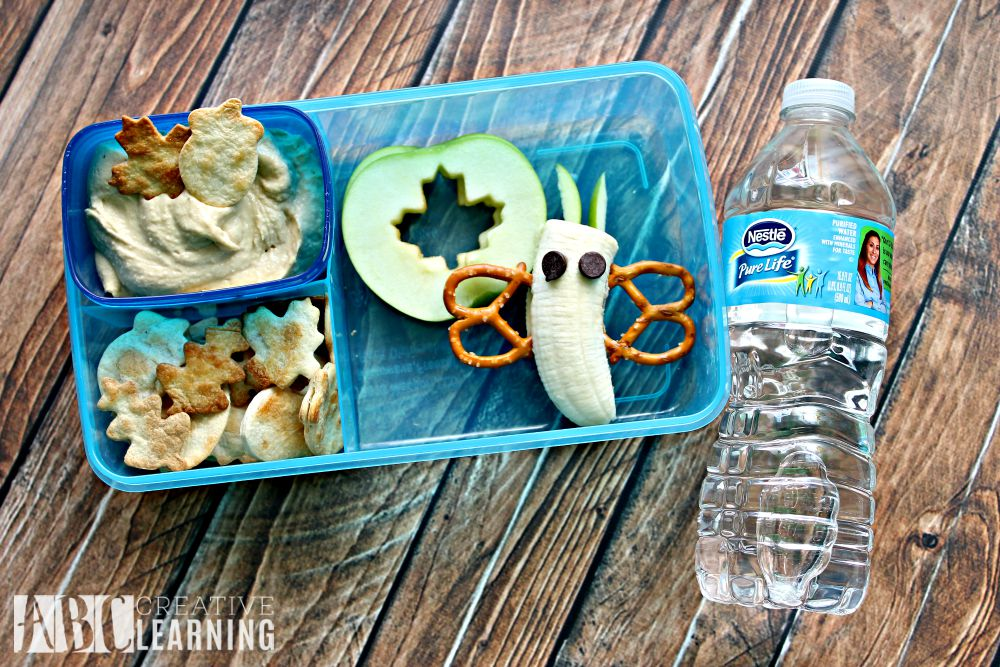 Keeping Kids Hydrated in School + Free Printable Lunch Idea