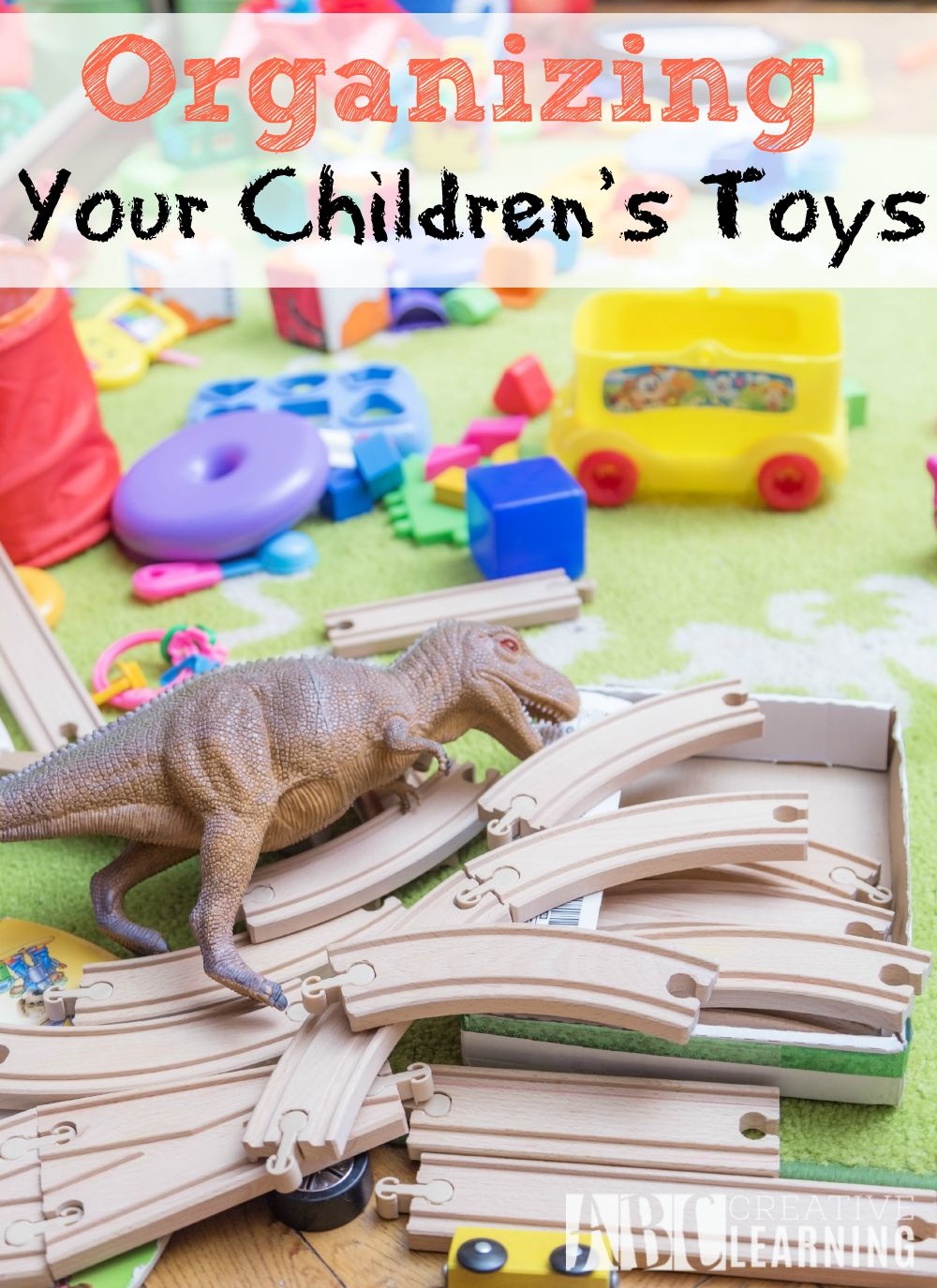 Organizing Your Children's Toys