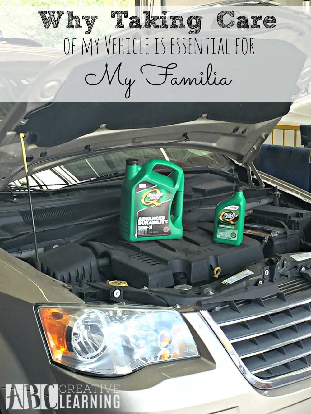 Why Taking Care of My Vehicle is Essential For My Family