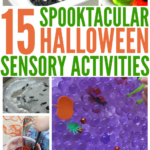 Halloween Sensory Activities for Kids