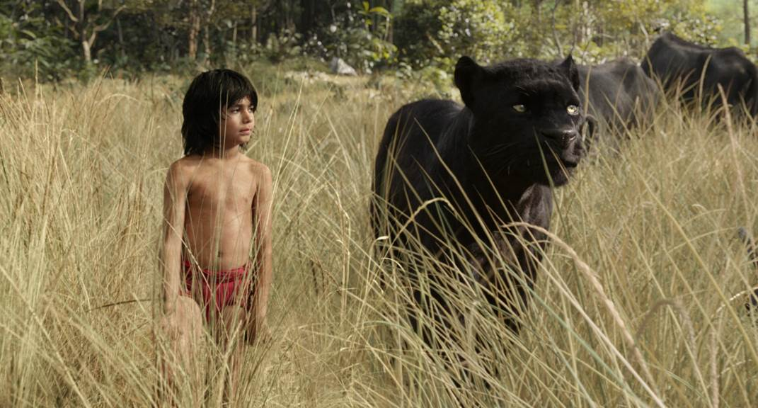 Disney The Jungle Book Trailer #JungleBook 1