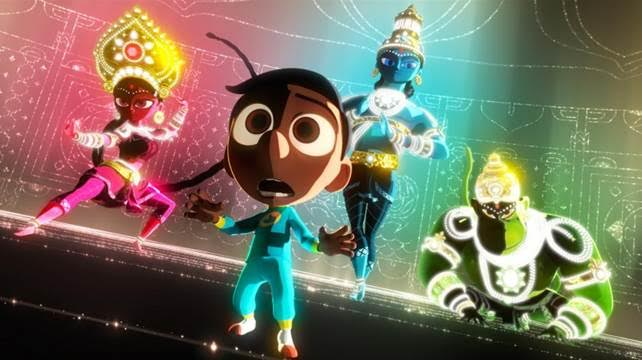 Disney Pixar's Sanjay's Super Team Short Film #SanjaysSuperTeam 1