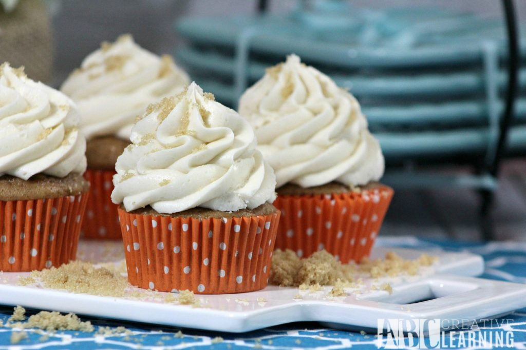 Classic Carrot Cupcake Recipe with Maple Frosting 2