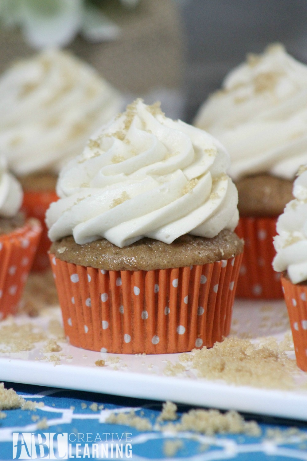 Classic Carrot Cupcake Recipe with Maple Frosting 3