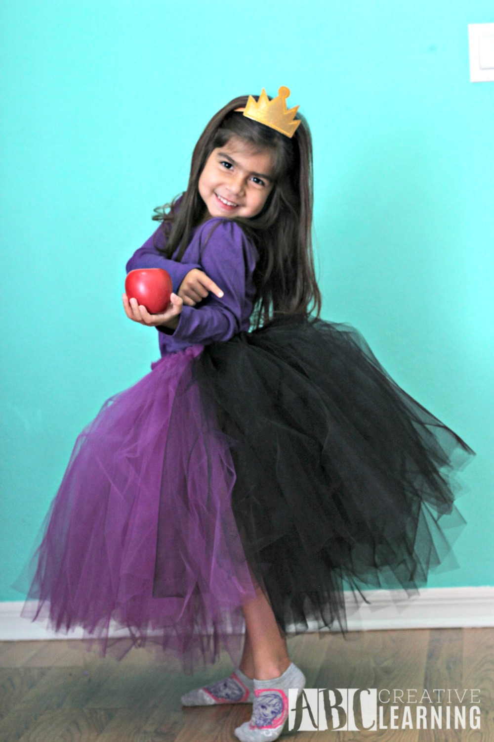 Tutu Tutorial with Step by Step Instructions