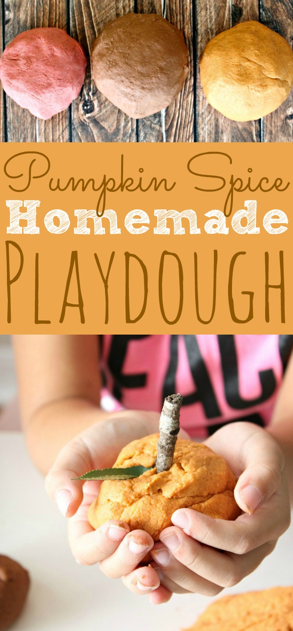 The Best Homemade Fall Scented Playdough Recipe Simply Today Life