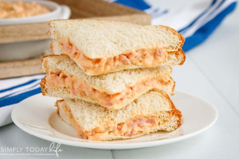 Sandwiches De Mezcla Recipe Simply Today Life