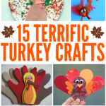 Terrific Turkey Crafts