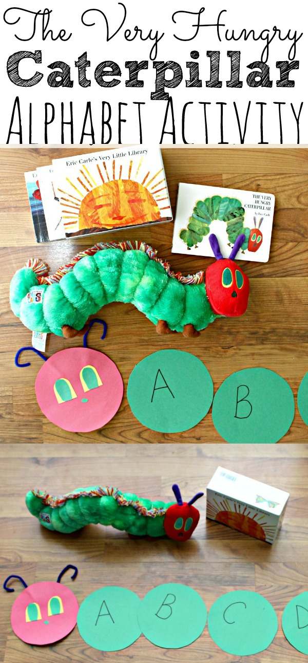 image about Very Hungry Caterpillar Printable Activities identified as The Pretty Hungry Caterpillar Preschool Alphabet Video game