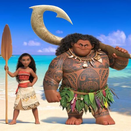 Disney's #Moana Finds Her Voice