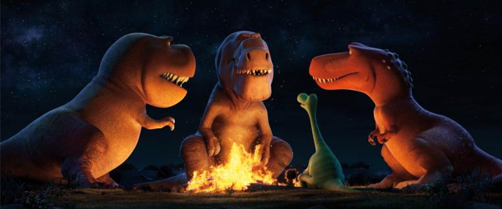 New Trailer and Poster for Disney Pixar's The Good Dinosaur
