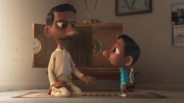 Disney Pixar's Sanjay's Super Team Short Film #SanjaysSuperTeam 2