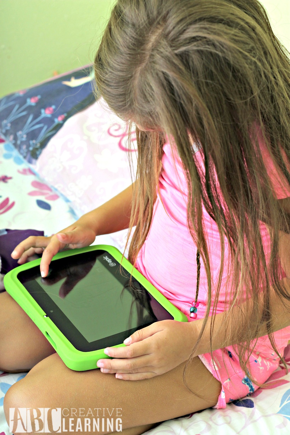 Creativity and Imagination with the LeapFrog Epic Tablet K
