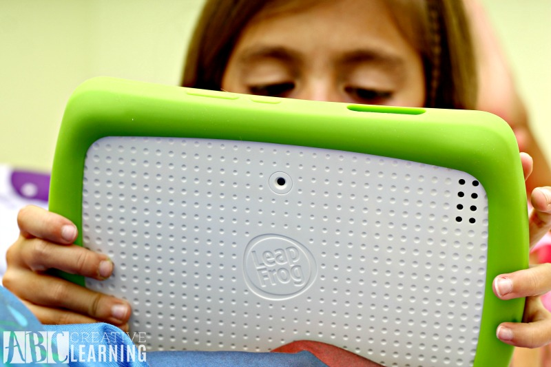 Creativity and Imagination with the LeapFrog Epic Tablet pic