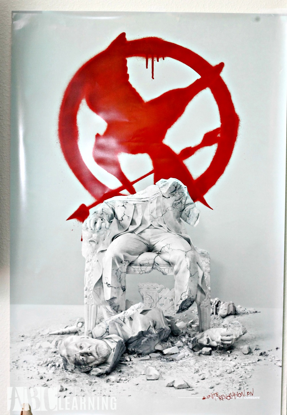 Hunger Games Mockingjay Part 2 Movie Party Poster
