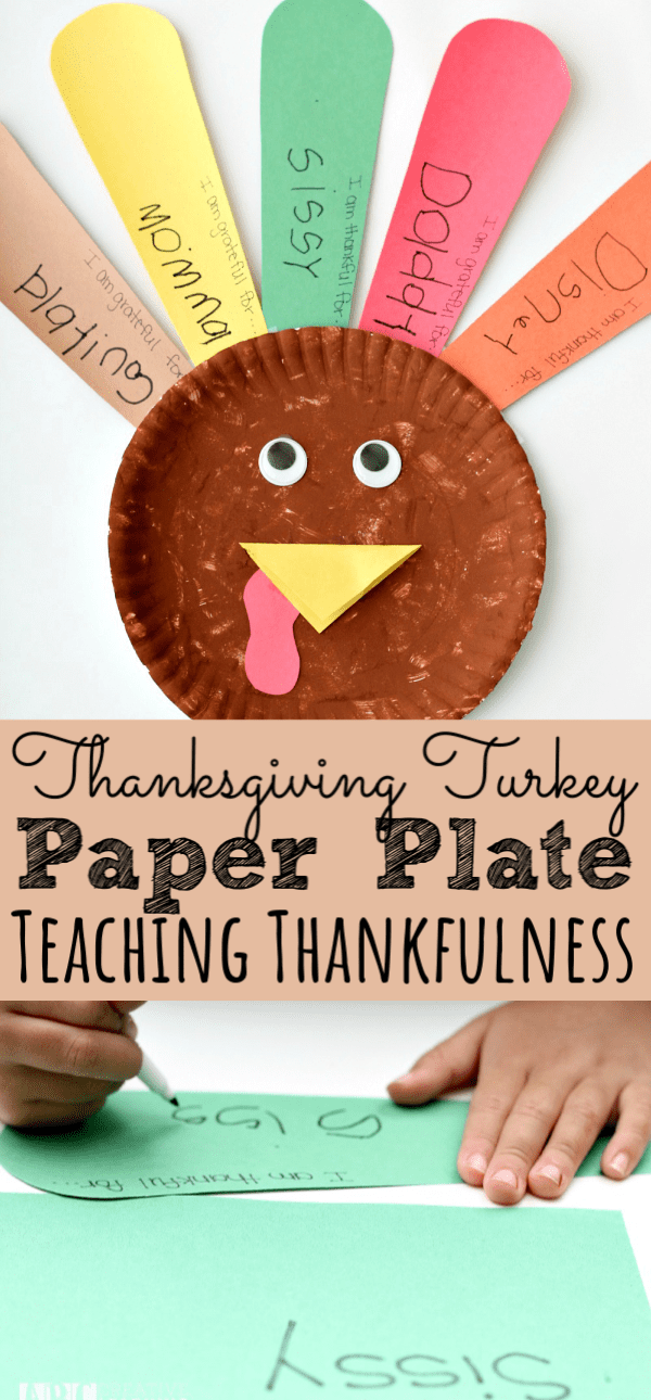 Thanksgiving Turkey Crafts For Kids Simply Today Life