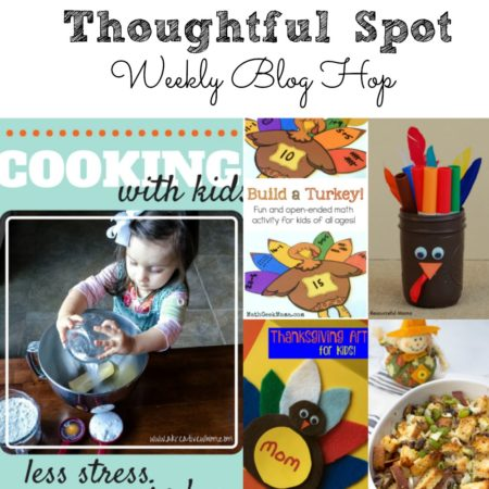 Thoughtful Spot Weekly Blog Hop #113