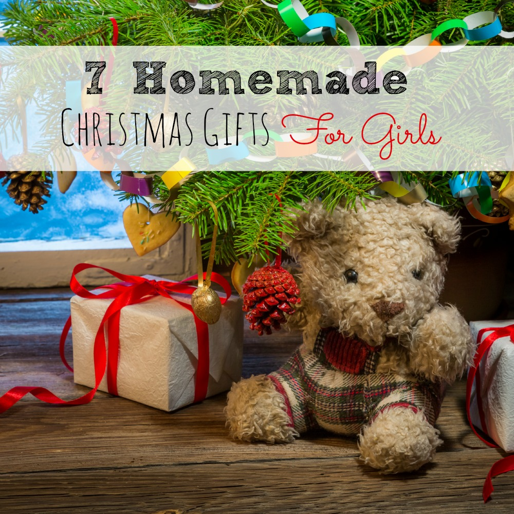 7 Homemade Christmas Gifts For Girls - Simply Today Life