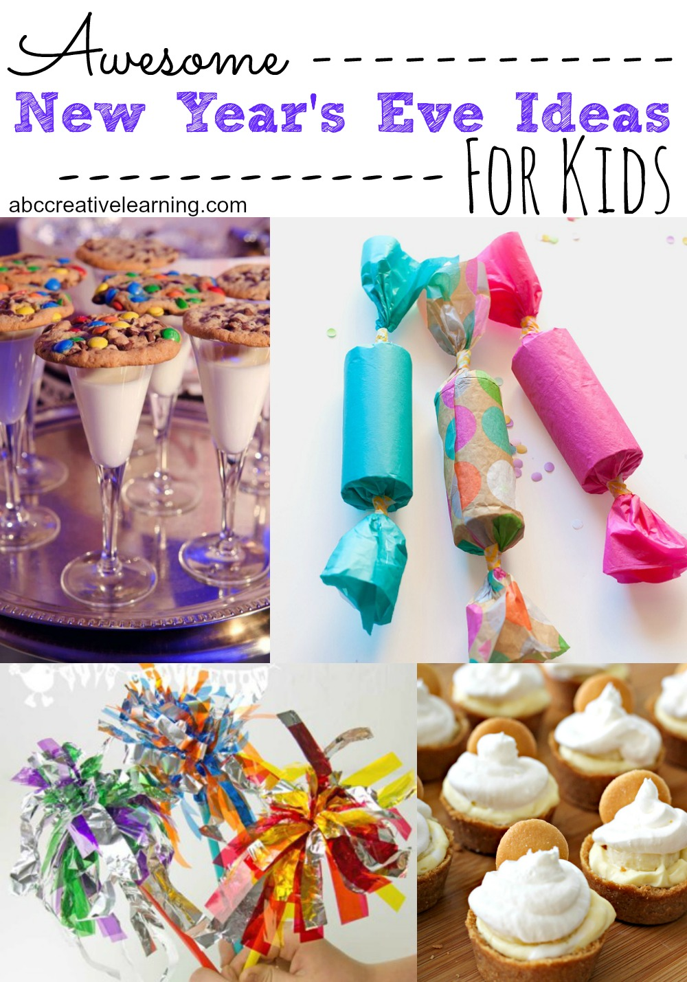 Awesome New Year's Eve Ideas for Kids