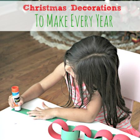 Christmas Decorations To Make Every Year