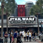 Star Wars Launch Bay at Hollywood Studios