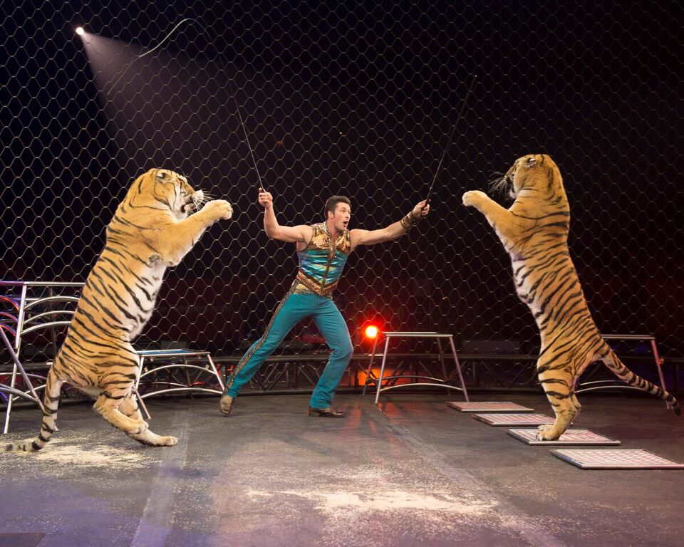 Ringling Bros. and Barnum & Bailey®Presents LEGENDS Coming to Orlando