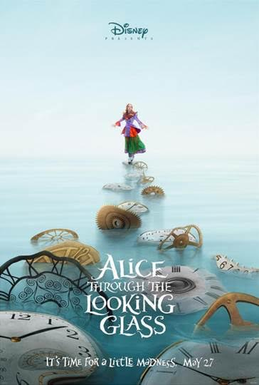 2016 Disney Movies and Trailers Alice Through the Looking Glass