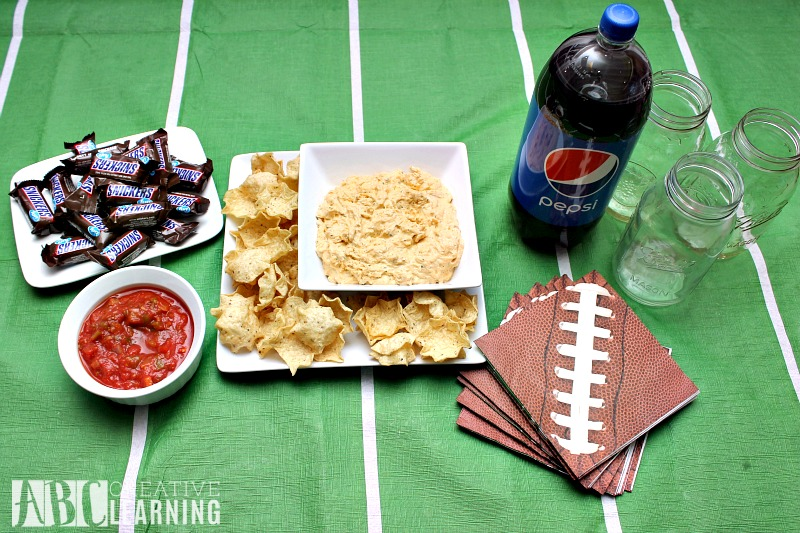 Buffalo Chicken Dip Recipe for Game Day