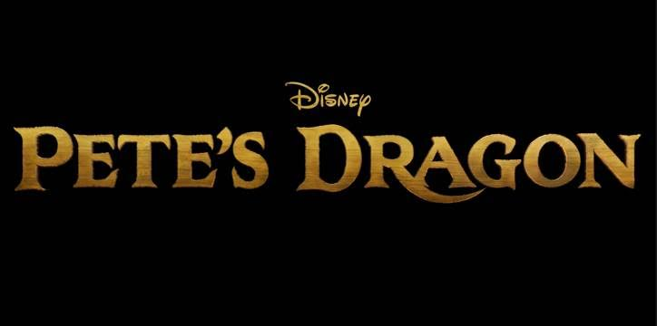2016 Disney Movies and Trailers Pete's Dragon