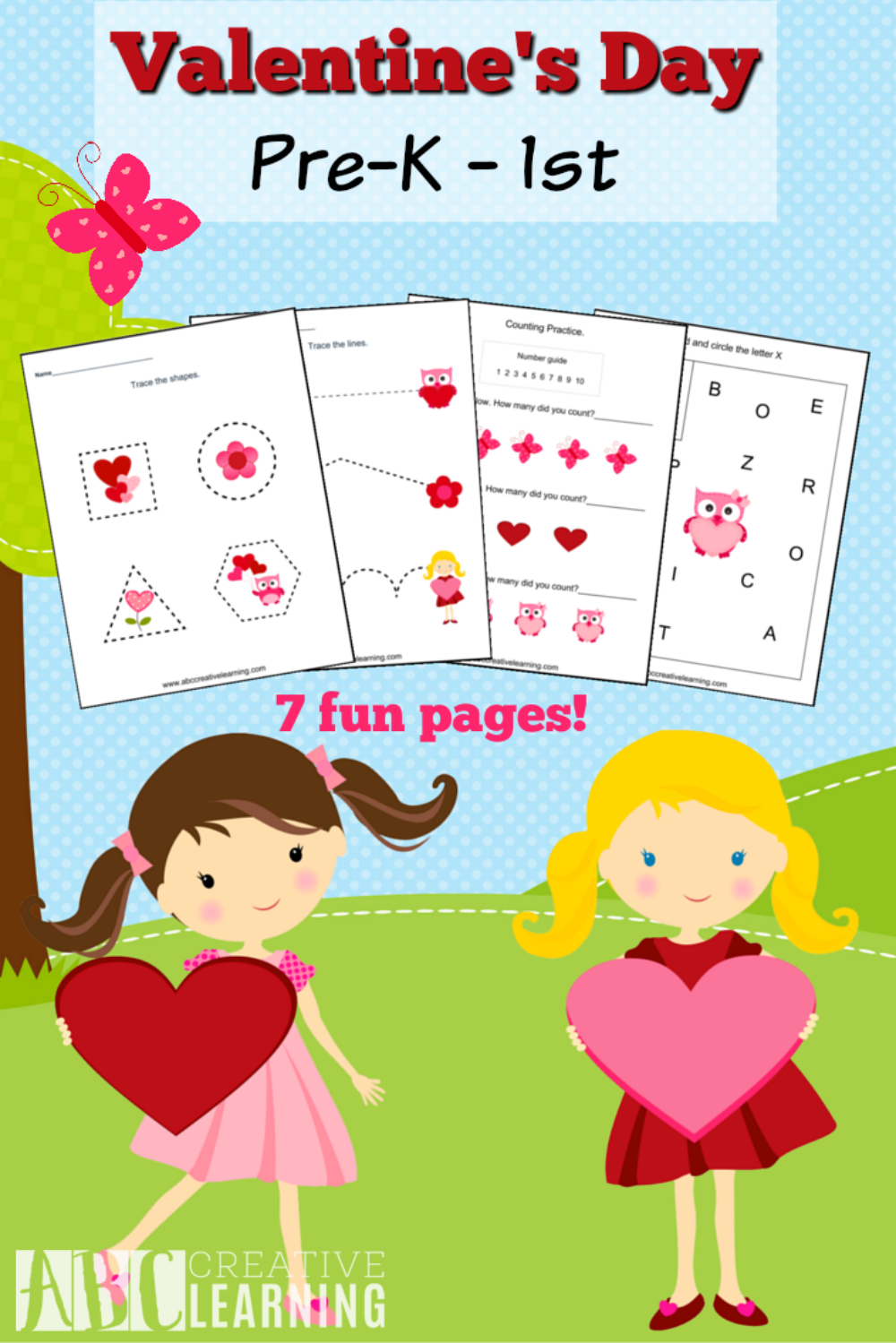 Valentine's Day Lesson Pack