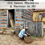 Visiting Old Salem Museums & Gardens in NC