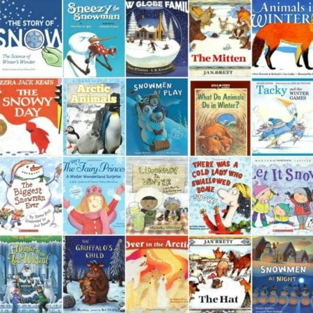 Winter Books Your Kids Will Read